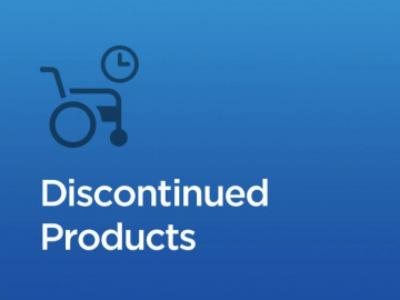 Invacare Discontinued Products